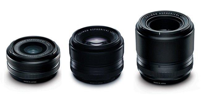 Fujifilm X-Pro1 fujinon