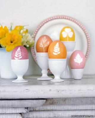 Foto de Huevos de Pascua decorados (2/6)