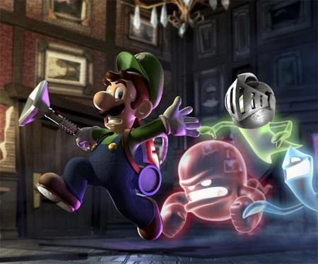 Surge el nombre de 'Luigi's Mansion 2' para Wii U en una tienda