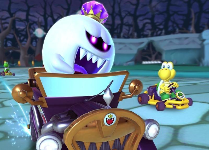 Mario Kart Tour arranca su tercera época para celebrar Halloween