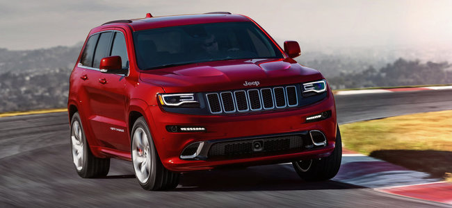 2012 Jeep Grand Cherokee SRT