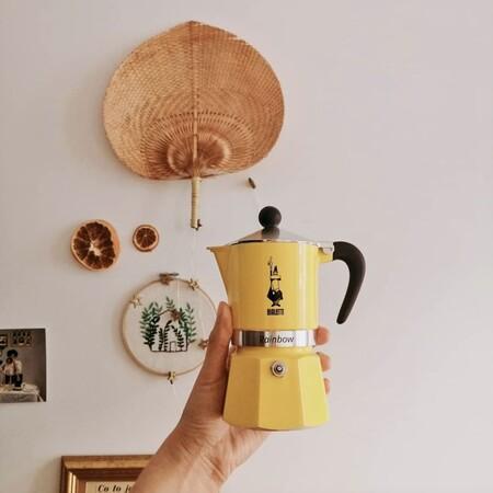 Cinco cafeteras espresso italiana o moka para elaborar los cafés más deliciosos en cuestión de minutos