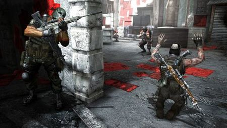 'Army of TWO: The 40th Day'. Más imágenes