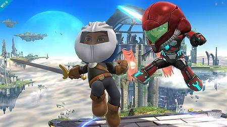 Los Mii de Super Smash Bros. Podrán usar disfraces