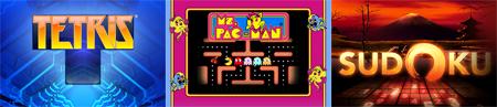 Tres nuevos juegos para iPod: Tetris, Ms. Pac-Man y Sudoku