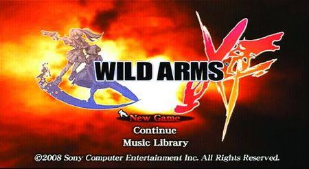 'Wild Arms XF' ya está disponible en nuestro país