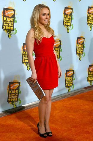 Los mejores looks de los Kids' Choice Awards 2008