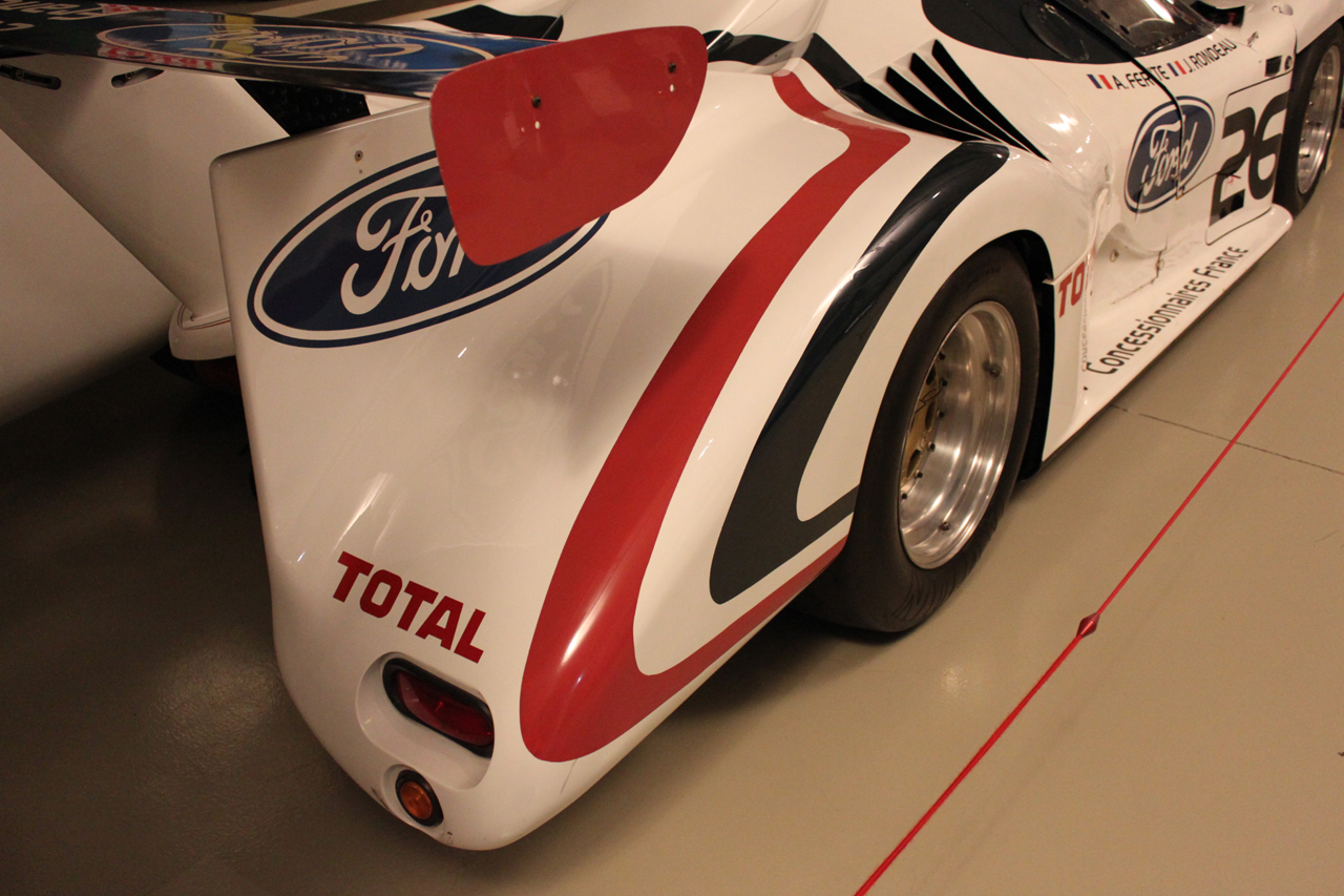 Foto de Museo 24 horas de Le Mans (156/246)