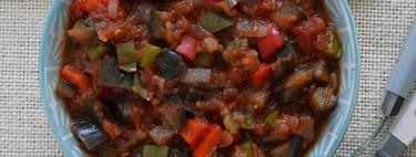 Pisto murciano: receta tradicional huertana (que me enseñó mi madre)