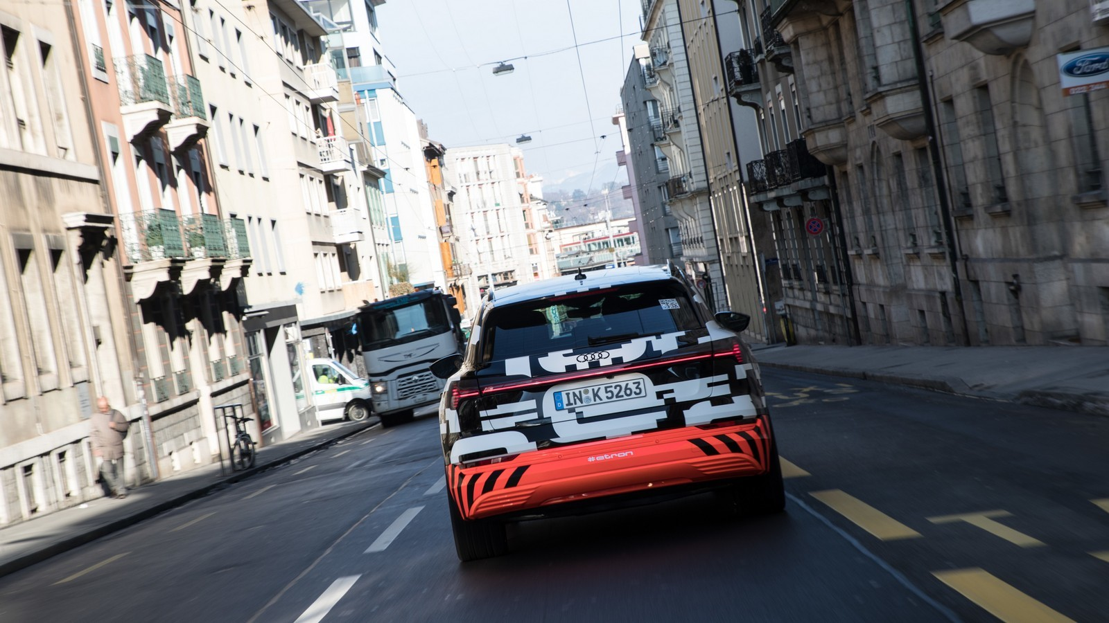 Foto de Audi e-tron prototype (19/21)