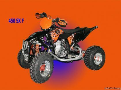 EATV 450 SXF