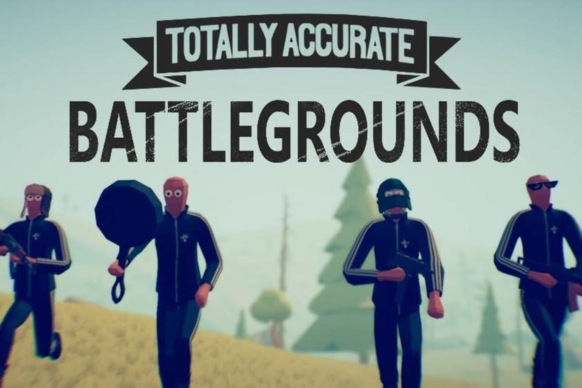 Totally Accurate Battlegrounds, una parodia a los Battle Royale, debuta en Steam y lo puedes descargar gratis temporalmente