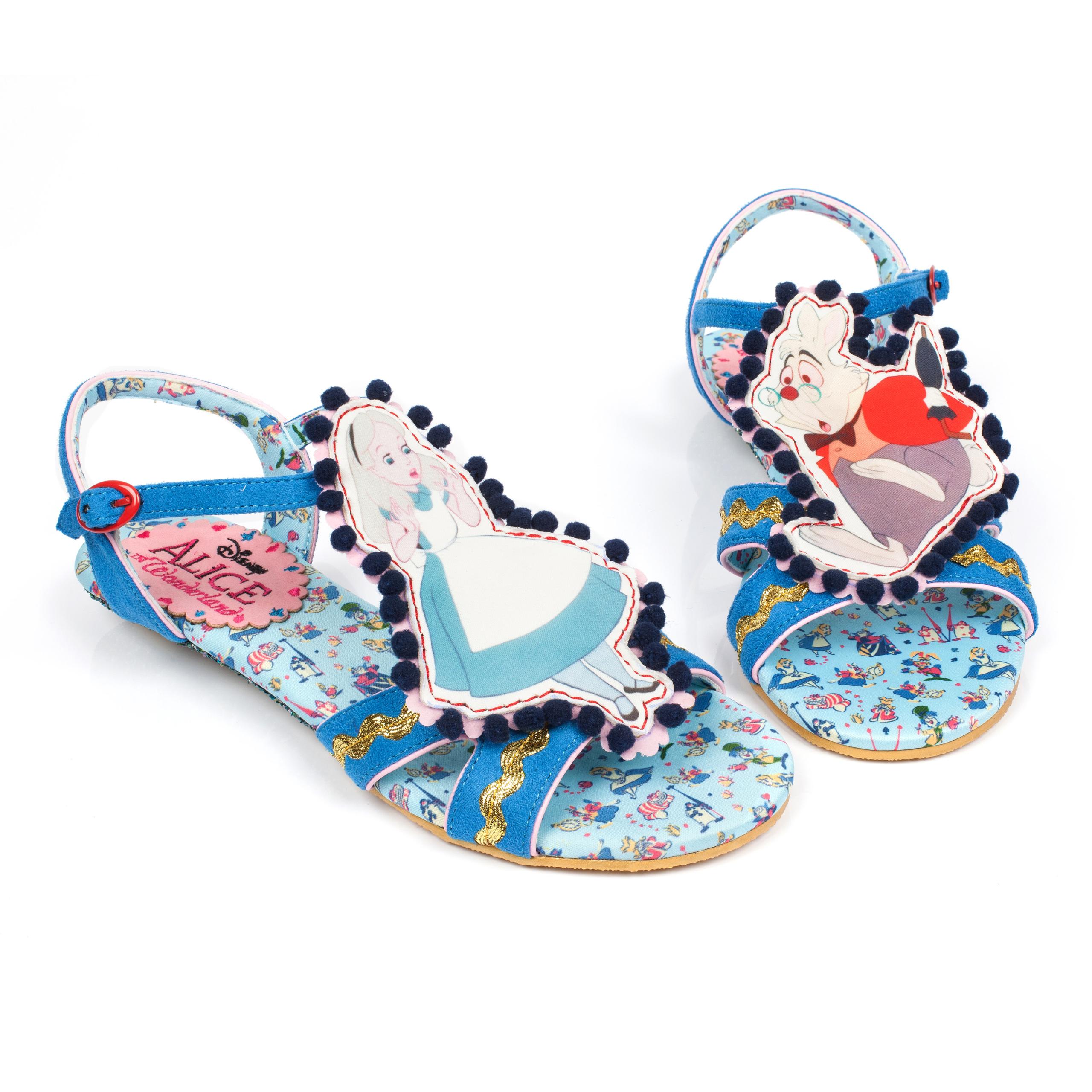 Foto de Zapatos Alicia en el País de las Maravillas (1/88)