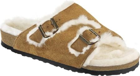 Birkenstock Se Quiere Colar A Tu Armario Tambien En Invierno Con Modelos Forrados En Lana 1