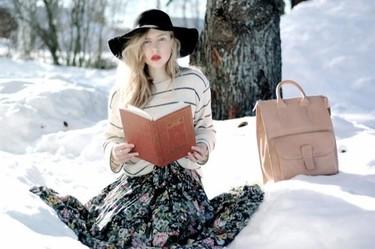 Tendencias Primavera 2011: las flores del campo en la ropa