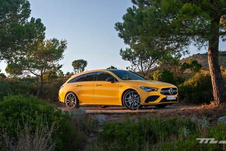 Probamos el Mercedes-AMG CLA 35 4Matic Shooting Brake, 306 CV de estilo y deportividad en formato familiar
