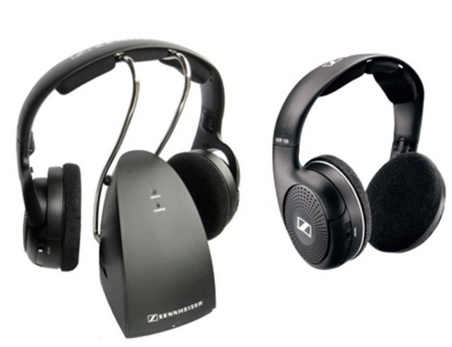 Sennheiser Rs119 Auriculares Inalambricos Duo L