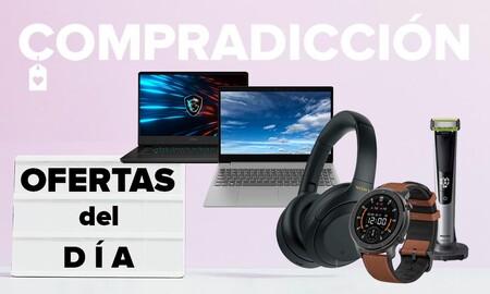 15 ofertas del día en Amazon: portátiles MSI y Lenovo, monitores Samsung, almacenamiento WD, relojes Amazfit o cuidado personal Philips a precios rebajados