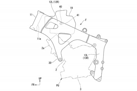 Honda Chasis Fibra Carbono3