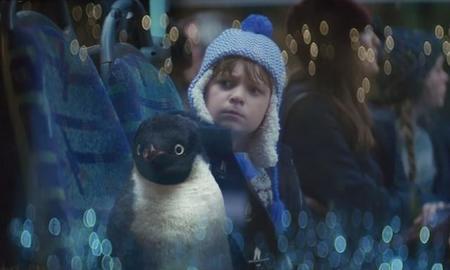 Monty el pingüino, el anuncio de estas navidades