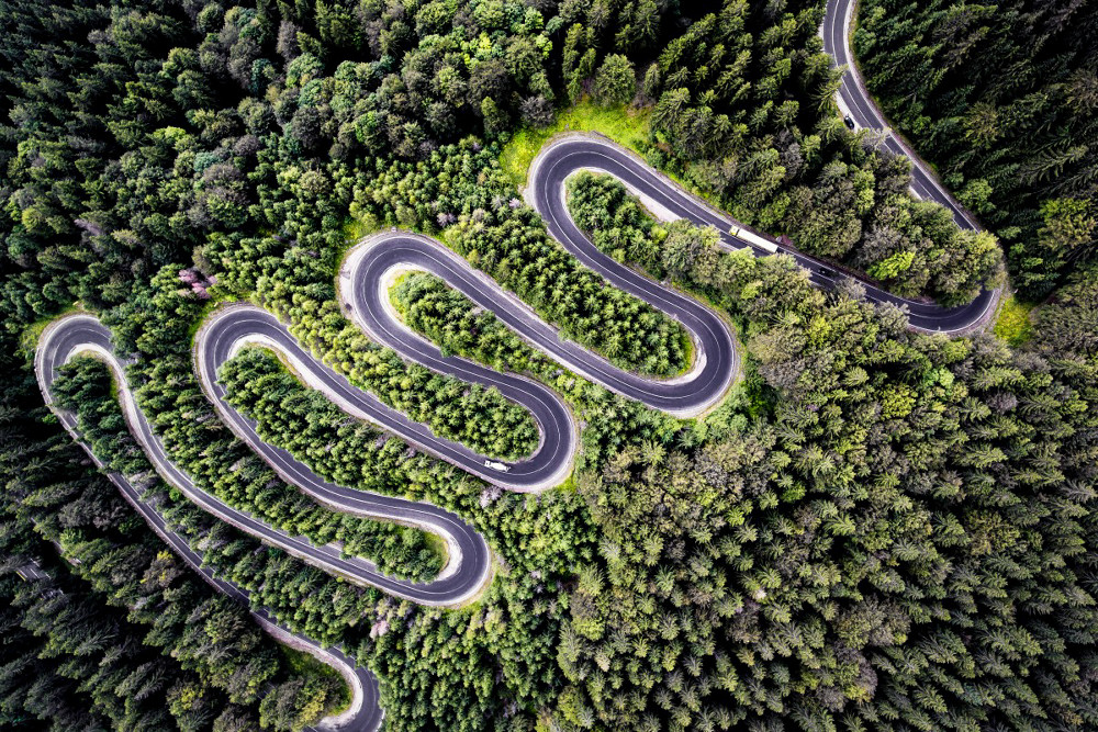 Infinite Road to Transylvania de Calin Stan