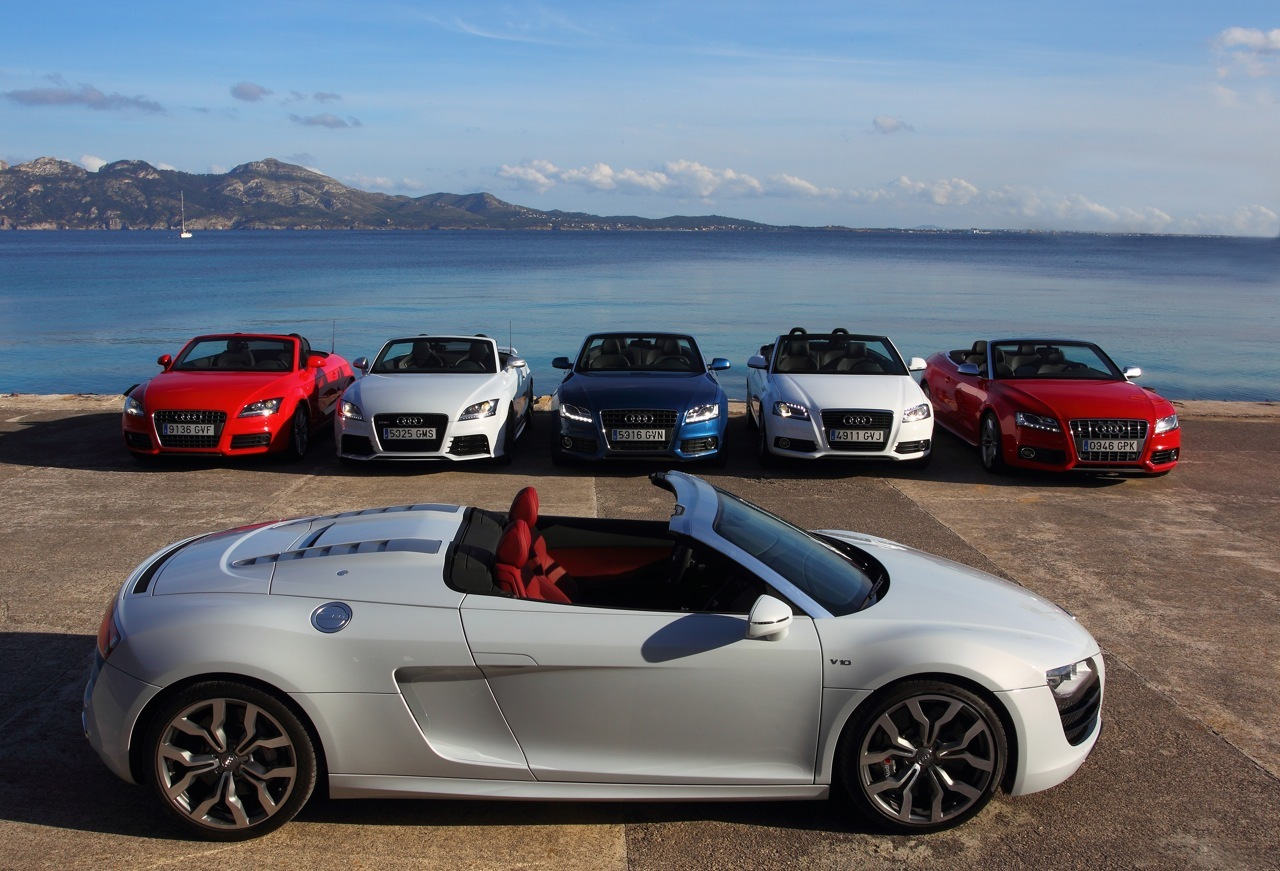 Foto de Audi Cabrios Gama (14/21)