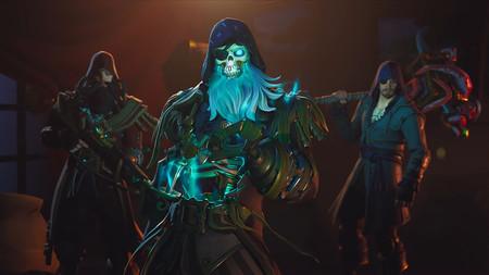 Temporada 8 de Fortnite: nuevo pase de batalla, campamentos pirata y prisionero del Rey helado, la lucha por el tesoro comienza