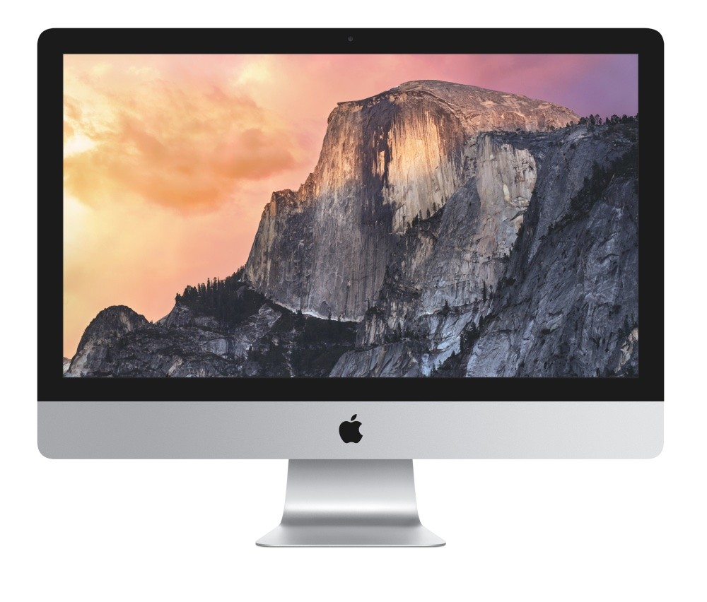 Imac27 Yosemite Homescreen Print