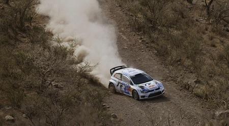 Rally de México 2013: puñetazo en la mesa de Sébastien Ogier