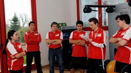 Pilotos latinoamericanos culminan su participación en la Academia de Ferrari