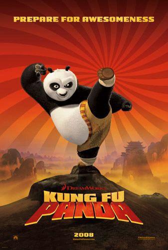 Nuevo póster de 'Kung Fu Panda'