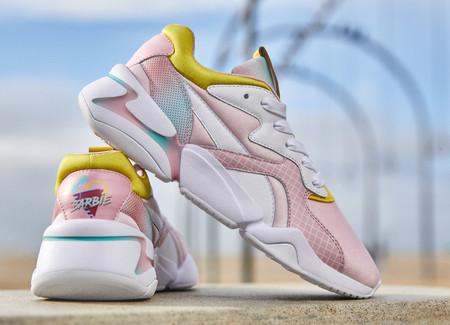 Puma x Barbie, vuelve la colaboración de zapatillas que nos lleva hasta nuestra infancia más dulce