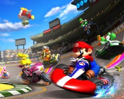 Todos los personajes secretos de 'Mario Kart Wii'