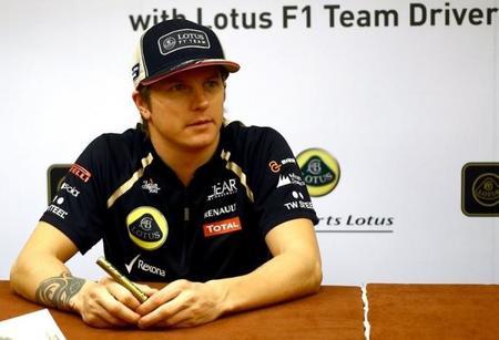 Kimi Räikkönen tiene una articulación dañada entre una costilla y la columna vertebral