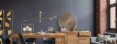 Cinco tendencias en lámparas de techo que dominarán los hogares con más estilo, según Maisons du Monde