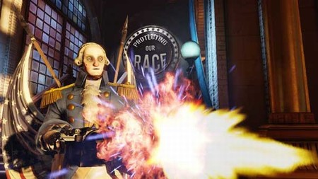 'BioShock Infinite', anunciado The Motorized Patriot. Un enemigo de los duros