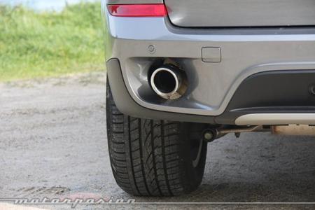 BMW X5 4.0d xDrive escapes