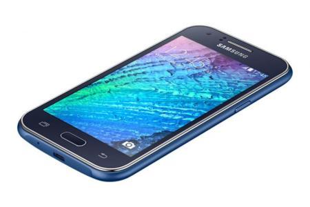 Samsung Galaxy J1 ya pasea por Europa