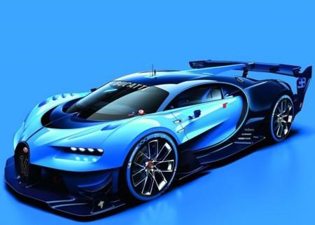 Bugatti Vision Gran Turismo Concept, un sueño hecho realidad para los gamers