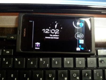 Ice Cream Sandwich llega al Nokia N9