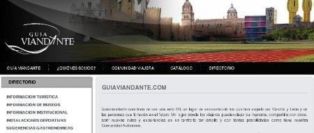Guía Viandante, nueva guía para Castilla y León