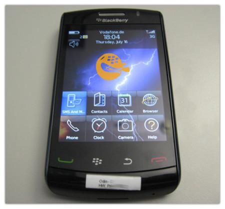 BlackBerry Storm 2, nuevas imágenes