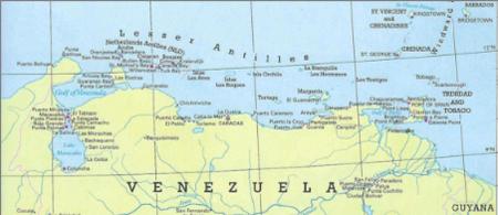 Costas de Venezuela
