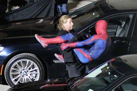 'Spider-Man' de Marc Webb, nuevas imágenes del rodaje