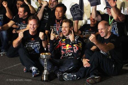 Mi Gran Premio de Japón 2011: Sebastian Vettel ya es bicampeón