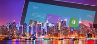 Cuestión de tamaños, presentación de Surface en Nueva York