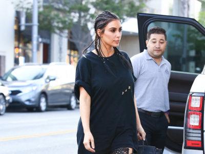 Kim Kardashian una Pocahontas urbana capaz de dejar ojiplático hasta a su propio chófer