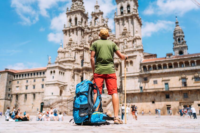 Hacer el Camino de Santiago en 2021: todo lo que necesitas saber sobre restricciones, normativa y permisos