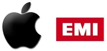 Apple y EMI anuncian la publicación de música en iTunes sin DRM