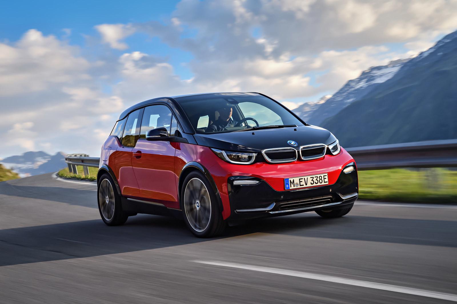 Foto de BMW i3 y i3s 2018 (67/139)
